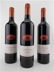 Sale 8479 - Lot 1874 - 3x 2005 RL Buller & Son Calliope Shiraz, Rutherglen