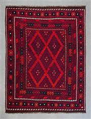 Sale 8499C - Lot 1 - Persian Kilim 310cm x 250cm