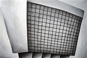 Sale 8565 - Lot 582 - Artist Unknown - Untitled (Postmodern Architecture) 137 x 167.5cm