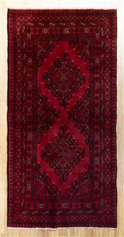 Sale 8566C - Lot 93 - Afghan Khal Mohamadi 200cm x 98cm