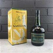 Sale 8987 - Lot 621 - 1x Bisquit Napoleon Fine Champagne Cognac - old bottling, in box