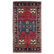 Sale 9019C - Lot 7 - Persian Hamadan, 90x170cm, Handspun Wool