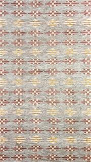 Sale 8626A - Lot 194 - A Cadrys Indian Modern Design Handpsun Wool Carpet, Size; 300x398cm, RRP; $3750