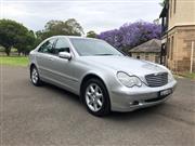 Sale 8648V - Lot 1 - Mercedes-Benz C240 Elegance                                                                                  Year: 2001 ...