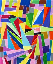 Sale 8787A - Lot 5005 - Melinda Harper (1965 - ) - Untitled, 2005 92 x 76cm