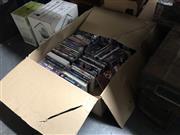 Sale 8819 - Lot 2282 - Box of DVDs