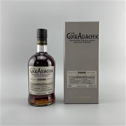 Sale 9142W - Lot 1040 - 2006 The Glenallachie Distillery Tyndrum Whisky Exclusive Trilogu - Part III 14YO Single Cask Speyside Single malt Scotch Whisky -...