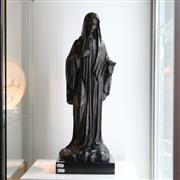 Sale 8365 - Lot 16 - Bronze Statue of Mary