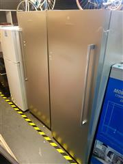 Sale 8663 - Lot 2168 - Fisher and Pykel Fridge and Freezer