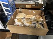 Sale 8819 - Lot 2271 - Box of Citrine Crystal