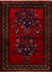 Sale 8360C - Lot 57 - Persian Baluchi 140cm x 86cm