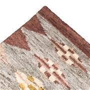 Sale 8626A - Lot 196 - A Cadrys Indian Modern Design Handspun Wool Carpet, Size; 243x292cm, RRP; $2250