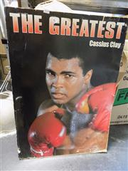 Sale 8441T - Lot 2065 - Vintage Cassius Clay Poster