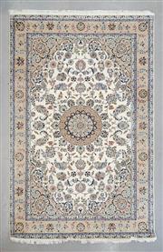 Sale 8499C - Lot 4 - Indian Nain 197cm x 306cm