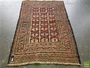 Sale 8542 - Lot 1089 - Persian Sumac (190 x 123cm)