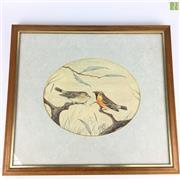 Sale 8589R - Lot 32 - Neville Cayley - Watercolour (29 x 24cm)