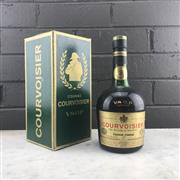 Sale 8987 - Lot 623 - 1x Courvoisier VSOP Cognac - old bottling, in box