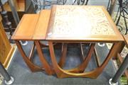 Sale 8289 - Lot 1035 - Good G-Plan Teak Nest of Tables