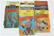 Sale 8405 - Lot 71 - Early Phantom Comics