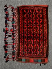 Sale 8360C - Lot 59 - Persian Pillow 95cm x 60cm