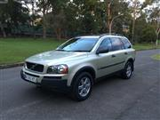 Sale 8375V - Lot 3 - 2005 Volvo XC90 AWD 7 Seater Wagon                                           REG: NXQ 47J...