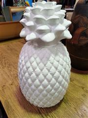 Sale 8462 - Lot 1099 - Ceramic Pineapple
