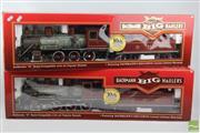Sale 8505 - Lot 85 - Gauge Bachmann Railway 10th Anniversary Boxed Steam Locomotives ( 2)