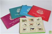 Sale 8540 - Lot 7 - Albums Containing 1960s Cards Incl Transportation (5 Albums)