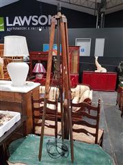 Sale 8717 - Lot 1029 - Modern Tripod Lamp