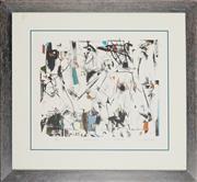 Sale 8896A - Lot 5060 - John Neeson (1948 - ) - Warrior X 12 - If you See 56 x 64.5 cm
