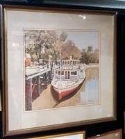 Sale 9061 - Lot 2033 - John Parkinson, PYAP, Watercolour, SLR, 52x53.5cm
