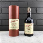 Sale 9062W - Lot 676 - Glernfarclas 17YO Highland Single Malt Scotch Whisky - 43% ABV, 1000ml in canister