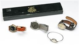 Sale 9156 - Lot 62 - A collection of watches incl Mickey Mouse