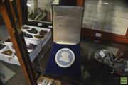 Sale 8304 - Lot 51 - Wedgwood Jasper Ware Commemorative Plaque of George Stubbs