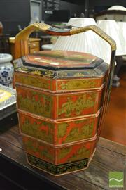 Sale 8431 - Lot 1035 - Oriental Rice Carrier