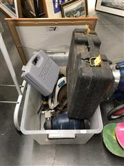Sale 8789 - Lot 2187 - Box of Tools