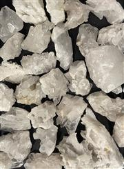 Sale 9063 - Lot 1096 - Tray of Quartz Crystals