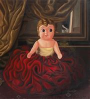 Sale 8408 - Lot 533 - Irene Wellm (1964 - ) - Lola Dressed as the Infante, 2004 198 x 183cm