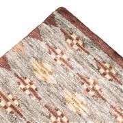 Sale 8626A - Lot 201 - A Cadrys Modern Design Handspun Wool Carpet, Size; 245x154cm, RRP; $1200