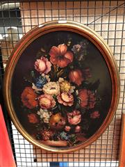 Sale 8853 - Lot 2052 - Floral Study By Clementine