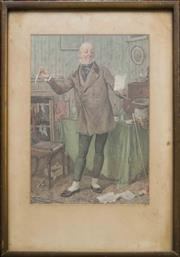 Sale 8544 - Lot 2075 - Frank Reynolds - A Man of Letters