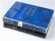 Sale 8379A - Lot 29 - 2 Volumes, Town and Bush - Stray Notes on Australia, by Nat Gould, published 1896, Australia, The Country and its Inhabitants, a...