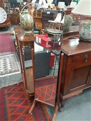 Sale 8676 - Lot 1339 - Vintage Cheval Mirror