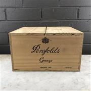 Sale 8987 - Lot 639 - 6x 1993 Penfolds Bin 95 Grange Shiraz, South Australia - in original wooden box