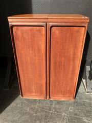 Sale 9022 - Lot 1045 - Chiswell Vintage Fitted Bar Unit (h:110 x w:74 x d:45cm)