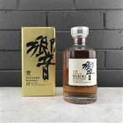 Sale 9062W - Lot 622 - Hibiki 17YO Blended Japanese Whisky - 43% ABV, 700ml in gold box