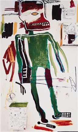 Sale 9193A - Lot 5039 - JEAN-MICHAEL BASQUIAT (1960 - 1988)