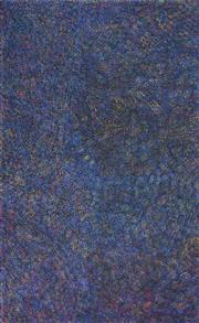 Sale 8288A - Lot 15 - Gracie Morton Pwerle (c1956 - ) - Bush Seeds 200 x 125cm