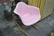 Sale 8364 - Lot 1047 - Eames Style Rocking Chair by Modernica (LA)