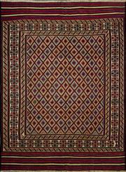 Sale 8380C - Lot 54 - Persian Somak 280cm x 190cm